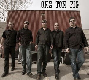 One Ton Pig's Album One Ton Pig