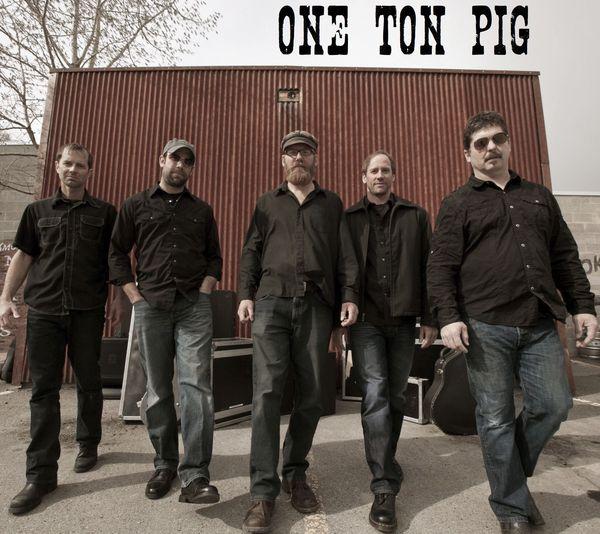 One Ton Pig's Album One Ton Pig