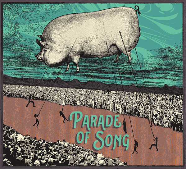 One Ton Pig's Album Parade Of Song